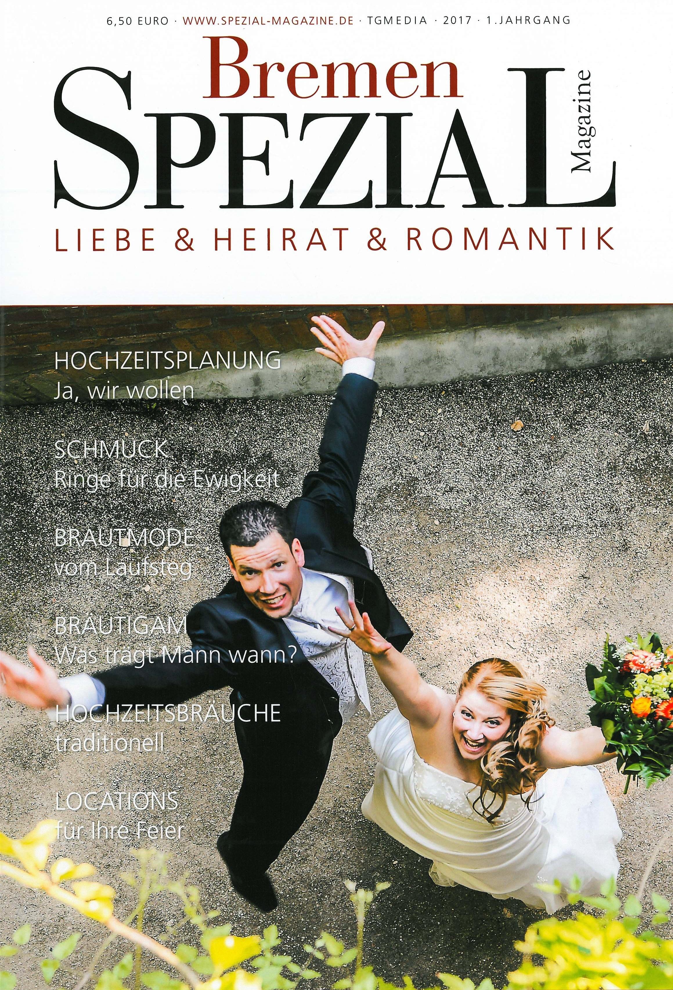 Zeitschrift brautfrisuren 2017