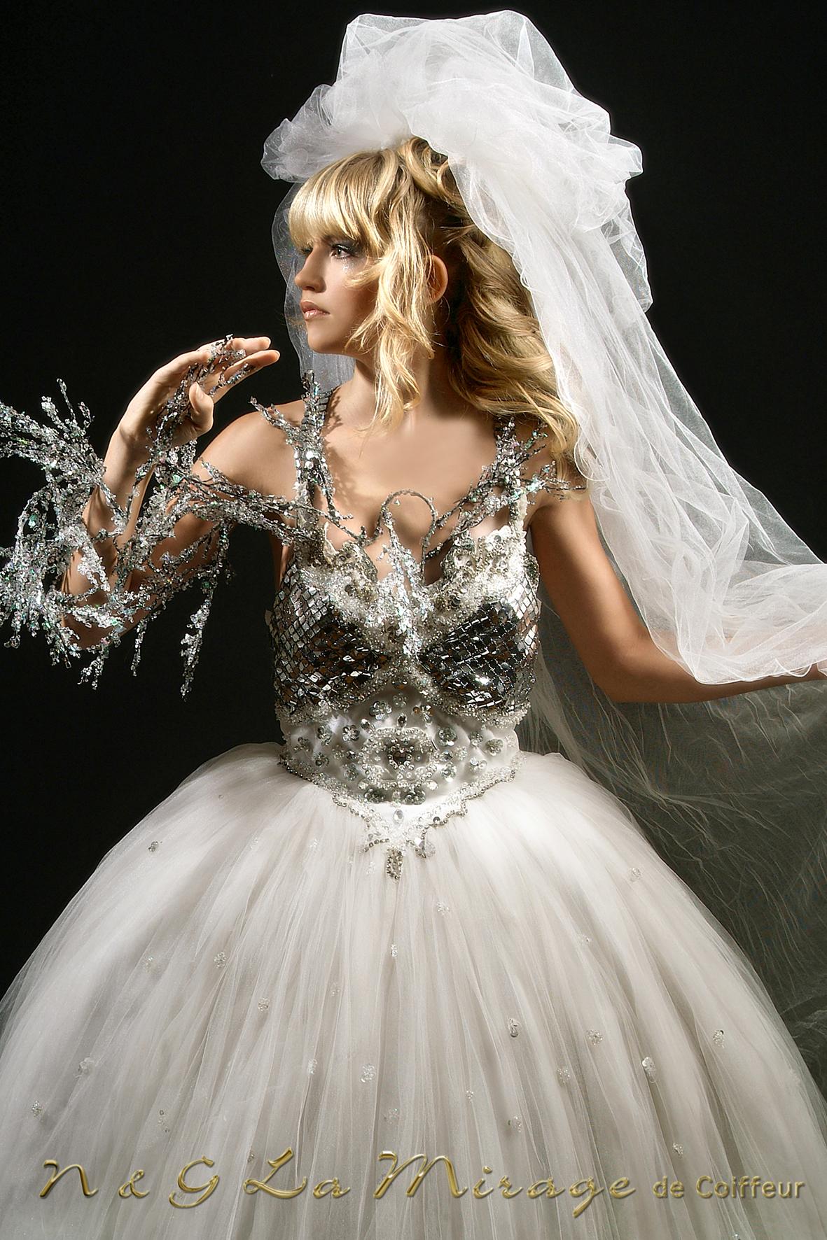 Hochzeitsfrisuren La Mirage De Coiffeur